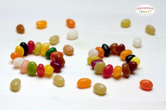greitos apyrankės iš saldainių diy