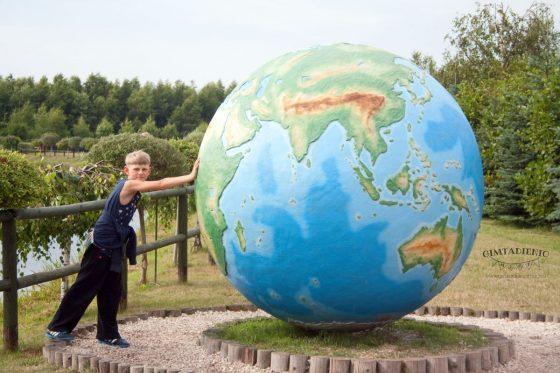 kaip sudominti vaikus geografija