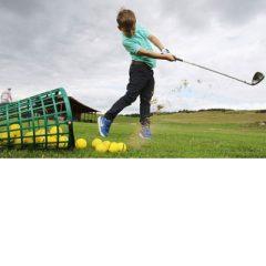 profesionalus golfo treneris vaikams