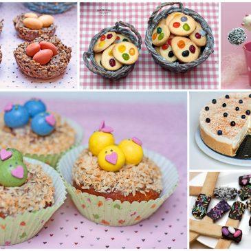 saldumynai velykų stalui