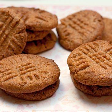 Sausainiai iš 3 ingredientų – jokių miltų!