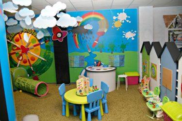 vaikų žaidimų kambarys kaune