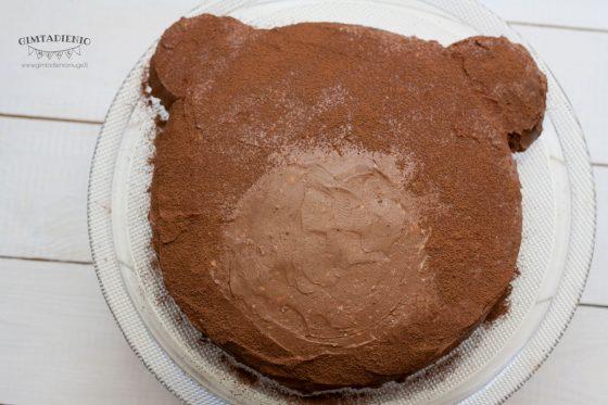 gaminame tortą vaikams