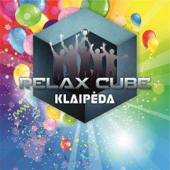 Relax Cube 3D vaizdo klubas