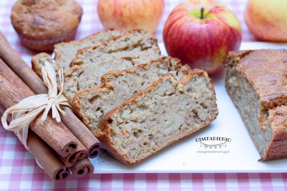 cukinijų ir obuolių duona gimtadienio mugė
