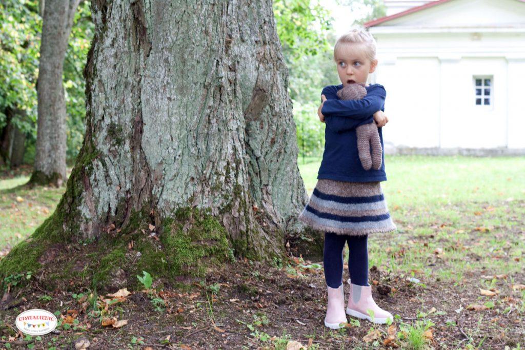 megzti rūbai vaikams idėjos pradedantims mezgėjams