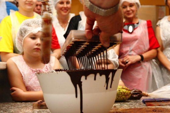 šokoladinis gimtadienis