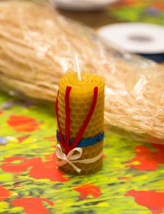 žvakių gaminimo pamokos edukacijos vakarėliams
