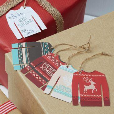 dovanų pakavimas kalėdos