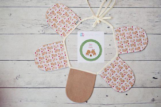 kaip dekoruoti kalėdas su kūdikiais