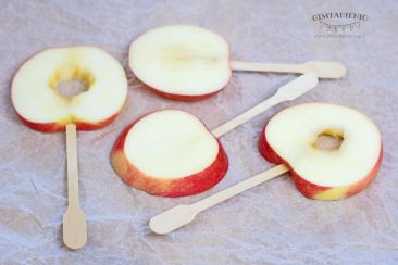 paprasti skanumynai iš obuolių