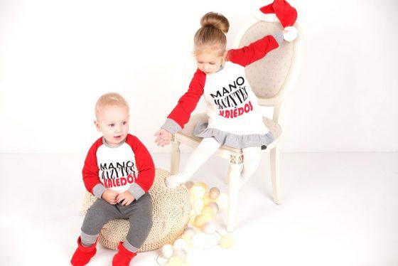 vaikiški drabužiai kalėdos