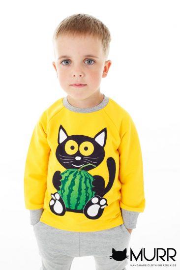 žaismingi drabužiai vaikams