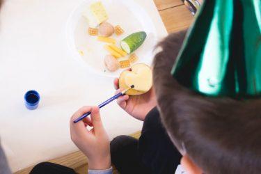 edukacija vaikų šventėms