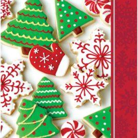 kalėdinės servetėlės vaikams