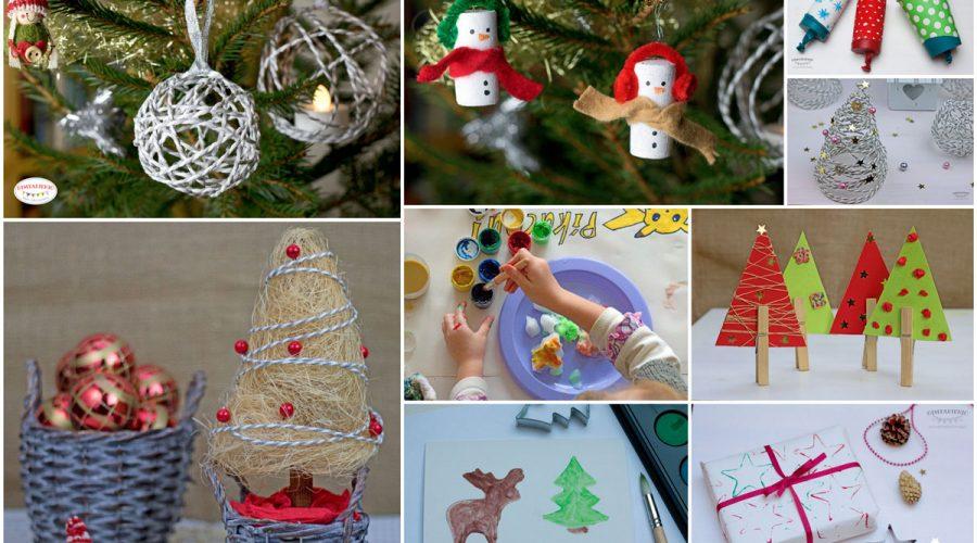 vaikų žiemos darbeliai-ir-kūrybinės-pramogos