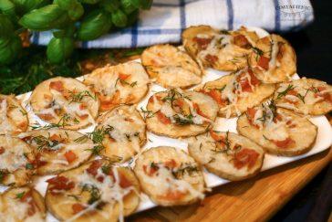 greitos skanios karštos vaišės vaikams orkaitėje keptos bulvės
