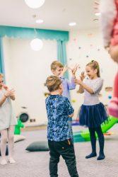 muzikinės pramogos vaikams kaune