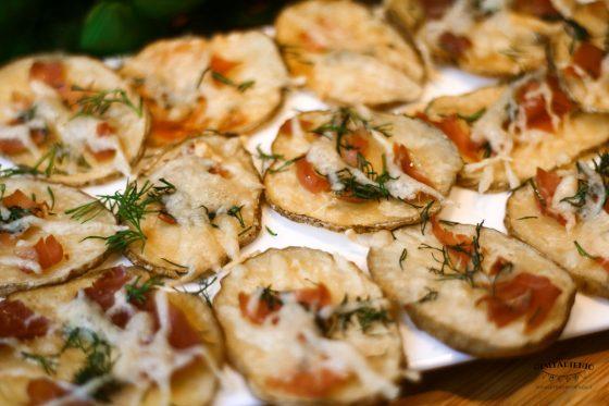 skaniausios keptos bulvės