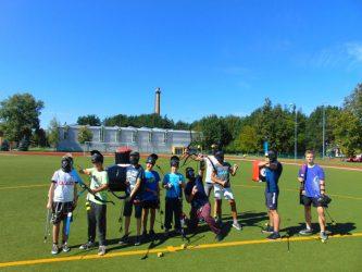 sportiškos pramogos vaikams