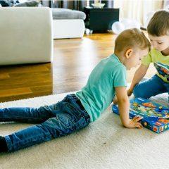 vaikų švenčių fotografavimas