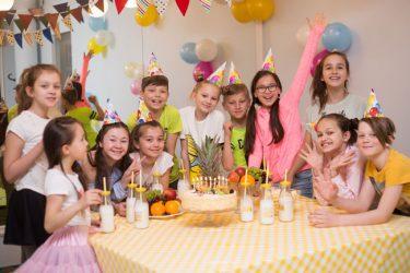 vaiko gimtadienis vilnius centras