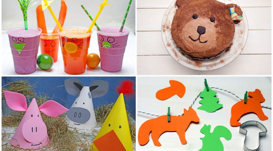 žvėrelių gimtadienis tema mažųjų gamtos mylėtojų šventei