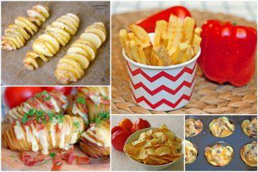 šviežios bulvės skaniausios vaišės vaikams iš bulvių