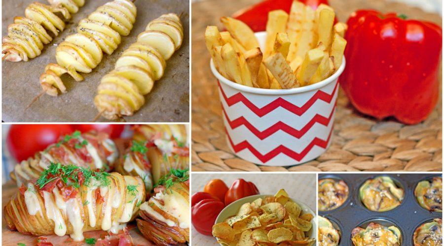 Šviežios bulvės – skaniausios vaišės vaikams iš bulvių