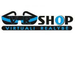 V-RSHOP – virtualios realybės kambarys