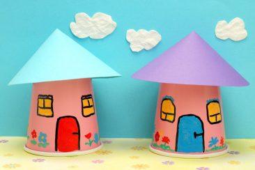 žaislų namas pasidaryk pats