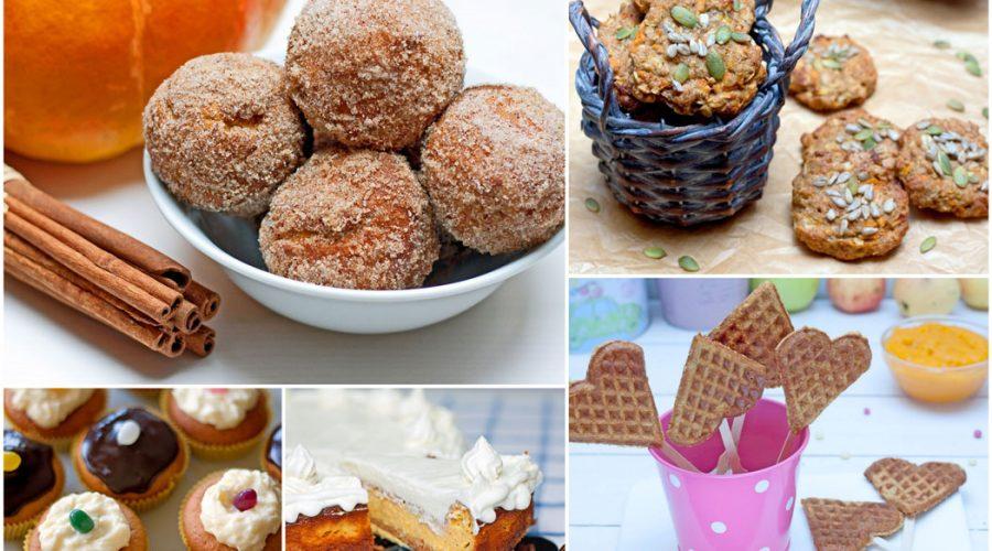 daržas desrto lėkštėje arba tortai pyragai ir kiti kepiniai iš daržovių
