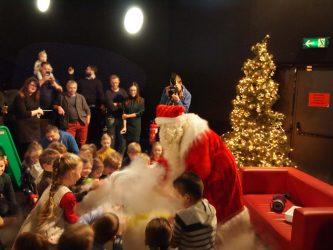 kalėdų senelis darželiui