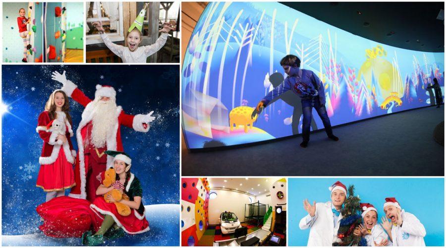Kalėdiniai renginiai vaikams – kur juos smagiai atšvęsti?
