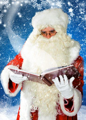 kalėdų senelis mokyklai darželiui