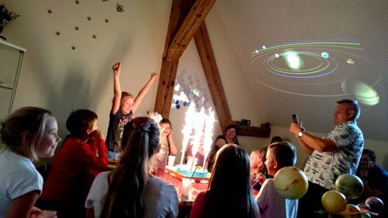 kūrybinga vaikų šventė