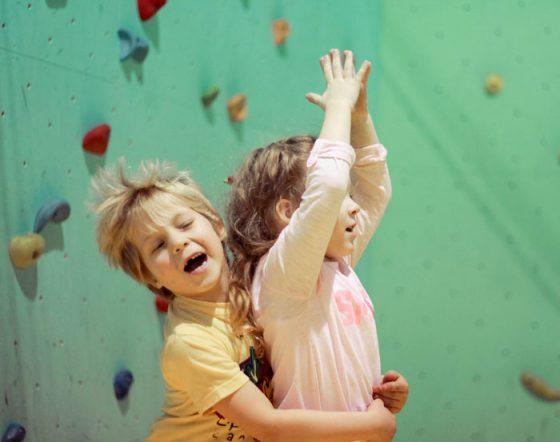 sportiška vaikų šventė