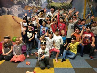 vaikų švenčių erdvė šnipiškės centras