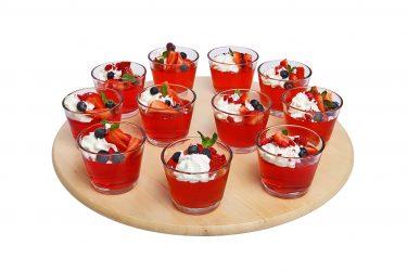 desertai vaikų šventei kas gamina