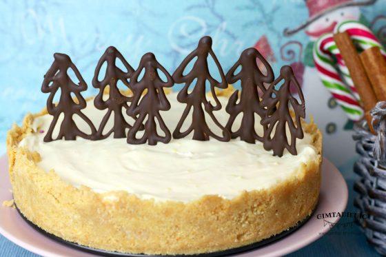 kalėdinis tortas kaip papuošti