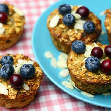 Avižinių dribsnių keksiukai, arba skanūs ir sveiki pusryčiai vaikams