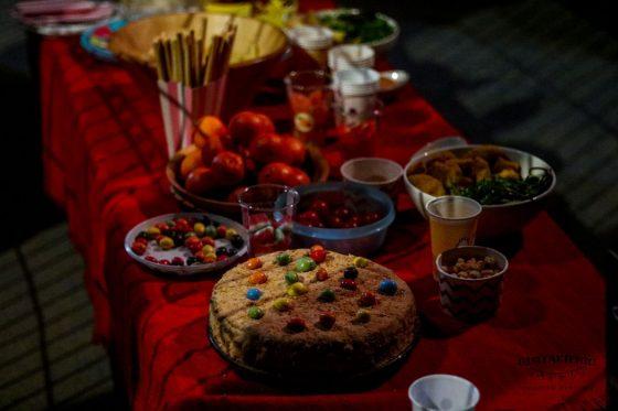 maistas gimtadieniui kablys