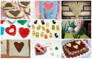 širdelės valentino dienai su vaikais 15 idėjų
