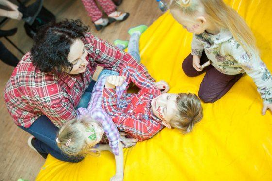 vaikų šventė programa tėvams