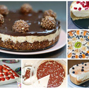 nekeptas tortas 8 itin skanūs ir paprasti receptai
