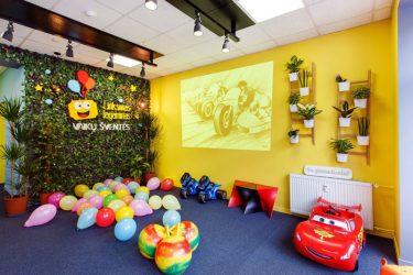 vaikų žaidimų kambarys vilnius