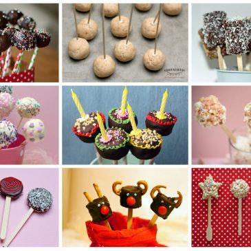Cake pops'ai – 7 receptai šventei