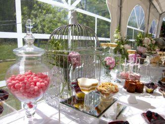 krikštynos saldus stalas