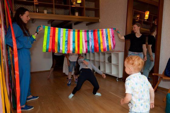 gimtadienis mažyliams kur švęsti ne žaidimų kambaryje