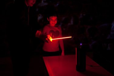 mokslo eksperimentai vaiko gimtadienis